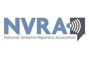 National Verbatim Reporters Association Logo Missouri Court Reporters