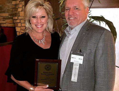 Jennifer Dunn – Distinguished Service Award Winner