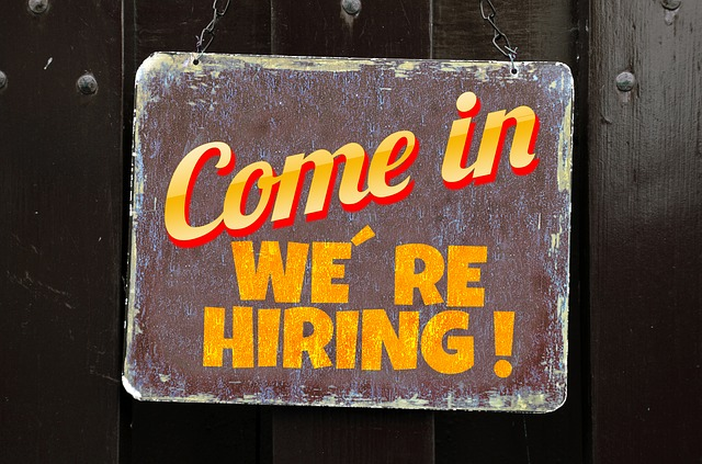Come In We're Hiring Court Reporter Job Posting Open Position Sign Missouri Court Reporters